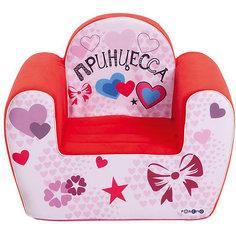 """Игровое кресло Paremo """"Инста-малыш"""" Принцесса Кэрол"""