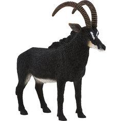 Фигурка Animal Planet Гигантская чёрная лошадиная антилопа Mojo