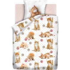 Детское постельное белье 1,5 сп 4 YOU Cute kittens