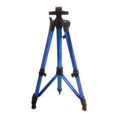 Мольберт-тренога Color KIT, синий с ручкой