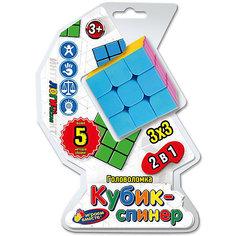 Логическая игра Играем Вместе Кубик-спиннер 3х3
