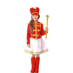 Карнавальный костюм Батик, Мажоретка Пуговка