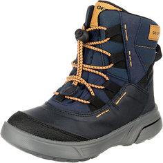 Утеплённые ботинки Geox