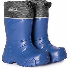 Резиновые сапоги со съемным носком BJÖRKA