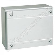 Коробка ответвительная с гладкими стенками dkc 100х100х50мм ip56 53810