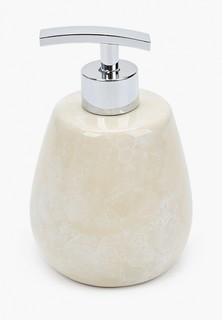 Дозатор для мыла Bath plus PIETRA, biege