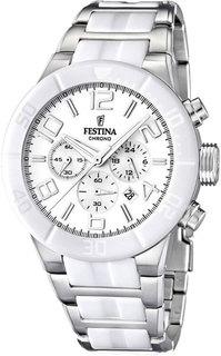 Мужские часы в коллекции Ceramic Мужские часы Festina F16576/1-ucenka