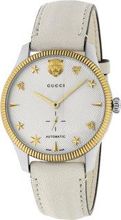 Швейцарские мужские часы в коллекции G-Timeless Мужские часы Gucci YA126348