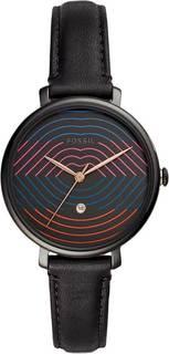 Женские часы в коллекции Jacqueline Женские часы Fossil LE1095