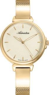 Швейцарские женские часы в коллекции Pairs Женские часы Adriatica A3744.1111Q