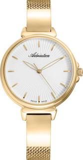 Швейцарские женские часы в коллекции Pairs Женские часы Adriatica A3744.1113Q