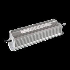 Блок питания для светодиодной ленты пылевлагозащищенный 150W 12V IP66 1/15 Gauss
