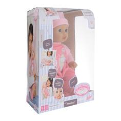 Кукла Zapf Baby Annabell многофункциональная + одежда Модная зима