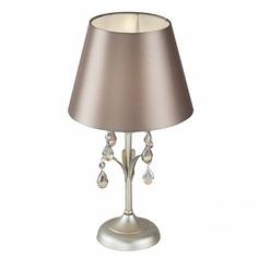 Настольная лампа Freya FR2033TL-01S Серебро Антик 1хE14х40W
