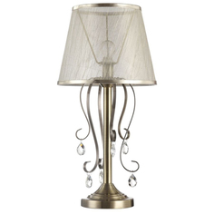 Настольная лампа Freya FR2020-TL-01-BZ Бронза 1хE14х40W