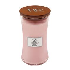 Свеча ароматическая в большой банке Woodwick Розовое дерево 609,5 г