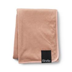 Плед Elodie Velvet - Faded Rose 75*100 пыльно-розовый