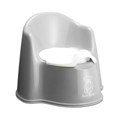Горшок-кресло Babybjorn серый