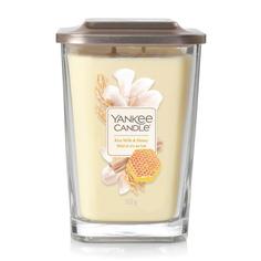 Свеча большая Yankee Candle Рисовое молочко и мед