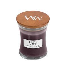 Свеча ароматическая в малой банке Woodwick Сливовый коньяк 85 г