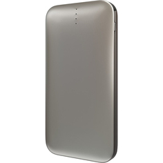 Внешний аккумулятор Red Line B8000 8000 мАч серый