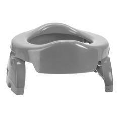 Горшок складной Potette Plus для путешествий серый