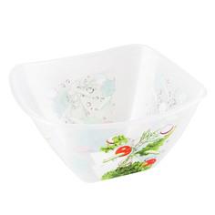 Салатник пластиковый Hega Tokyo 4 л