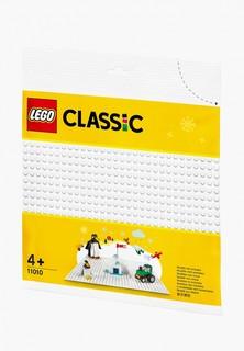 Элемент LEGO LEGO Classic 11010 Белая базовая пластина