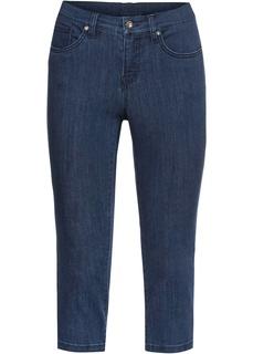 Капри Push-up джинсовые Bonprix