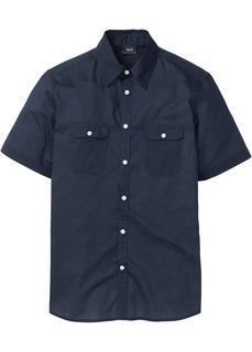 Рубашки с коротким рукавом Рубашка Regular Fit с короткими рукавами Bonprix