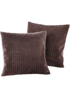 Чехлы для подушек Накидка на диван с объёмным узором Bonprix