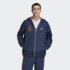Куртка с капюшоном LNY adidas Originals