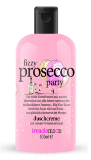 Treaclemoon, Гель для душа Fizzy Prosecco Party Bath & Shower Gel, просекко, 500 мл