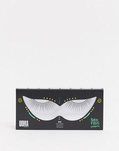 Накладные ресницы UOMA Beauty - Black Magic Carnival (Rio)-Черный