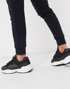 Черные кроссовки ellesse Sparta-Черный