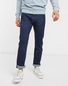 Узкие джинсы Levis 501-Синий