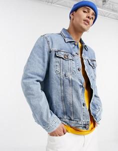 Джинсовая куртка Nudie Jeans Co-Синий