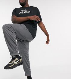 Серые суженные книзу джоггеры Nike Training Plus Therma-Серый