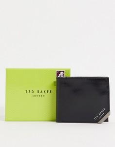 Черный бумажник Ted Baker