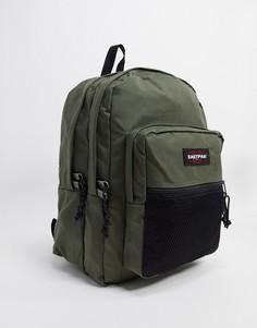 Рюкзак с карманом Eastpak-Зеленый