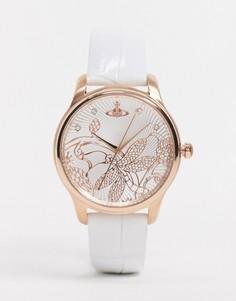 Белые наручные часы Vivienne Westwood-Белый