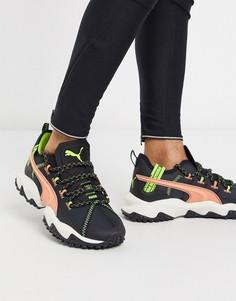 Разноцветные кроссовки Puma Running First Mile Erupt-Мульти