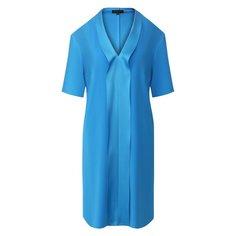 Платье с оборками Escada