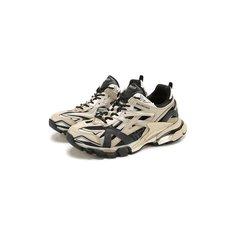 Кроссовки Balenciaga Комбинированные кроссовки Track.2 Balenciaga