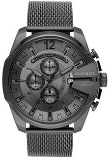fashion наручные мужские часы Diesel DZ4527. Коллекция Mega Chief