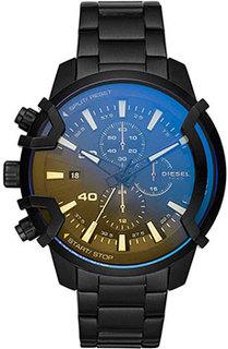 fashion наручные мужские часы Diesel DZ4529. Коллекция Griffed