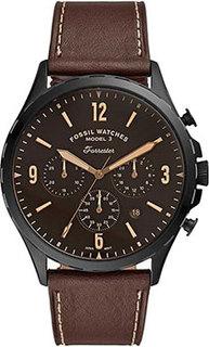 fashion наручные мужские часы Fossil FS5608. Коллекция Forrester