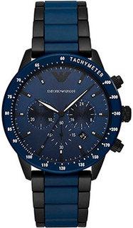 fashion наручные мужские часы Emporio armani AR70001. Коллекция Mario