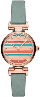 fashion наручные женские часы Emporio armani AR11292. Коллекция Gianni T-Bar