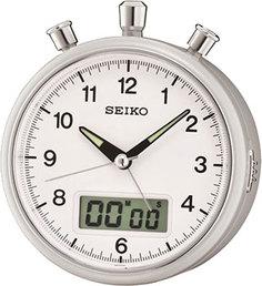 Настольные часы Seiko Clock QHE114SN. Коллекция